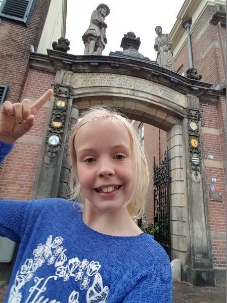 Monument Selfie wedstrijd