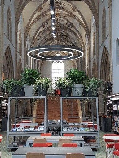Broederenkerk/Graafschap bibliotheken
