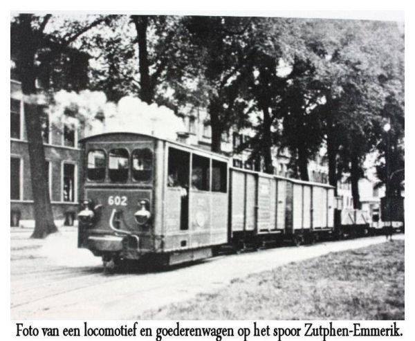 Tramlijn Zutphen - Emmerik