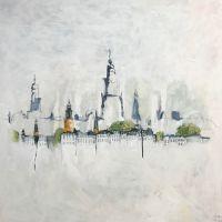 Atelier - Galerie - Kunstuitleen Dorine de Soet